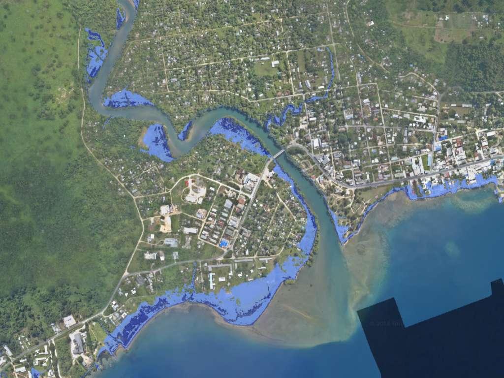 Coastal Risk Vanuatu
